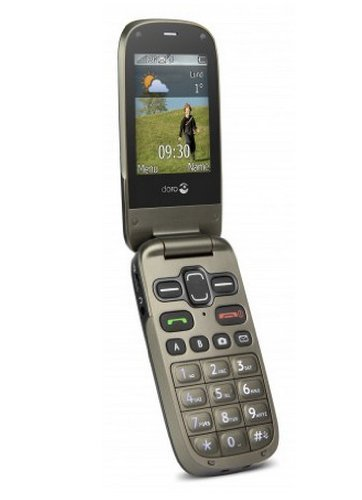 T�l�phone GSM DORO PHONEEASY 622 NOIR