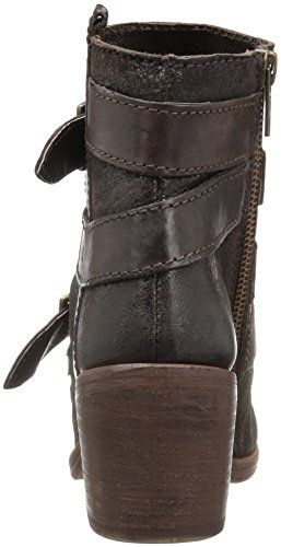 Kelsi Dagger Brooklyn Women's Grand Ankle Bootie Chocolate MDYJaN4