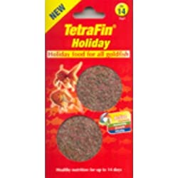 Tetra Tetrafin Holiday Food 2 x 12g by