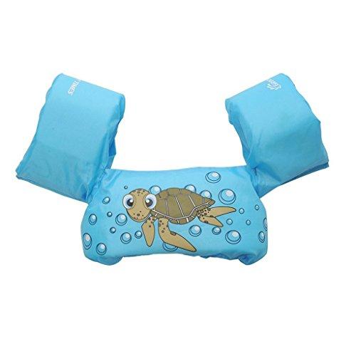 IvyH Gilet Flottant - Veste flottante de natation de gilet d'enfants natation Natation d'éducation de natation d'enfants en bas âge