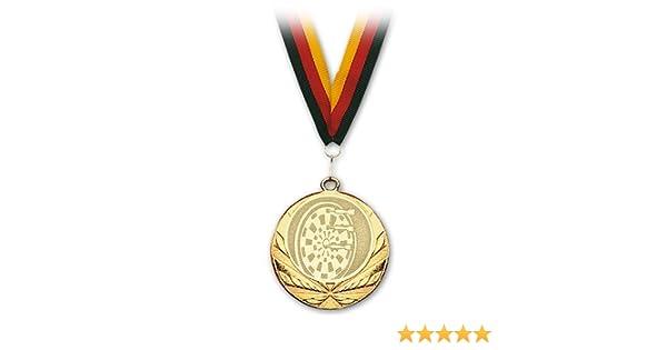 Diana Medalla de Oro con banda: Amazon.es: Deportes y aire libre