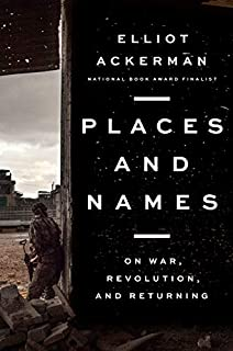 Book Cover: Places and Names: On War, Revolution, and Returning