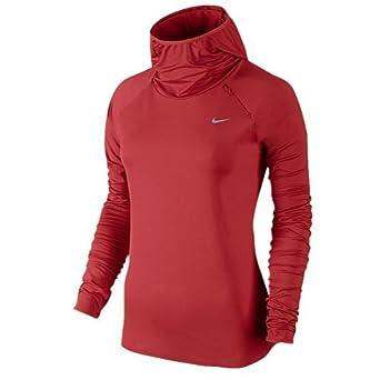 À Pour Sweat Xs Capuche Element De Nike Femmes Running rouge q76C4Ew5Ep