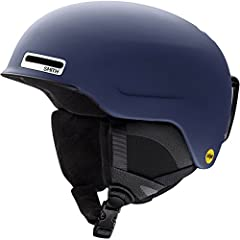 The carefully engineered in-mold construction of the Maze makes this low-profile helmets one of the lightest certified snow helmets in the world. Clean, timeless shape of the shell hide the Smith pioneered AirEvac technology for superior gogg...