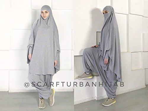 9060c62fd800a Amazon.com  Muslim sport suit