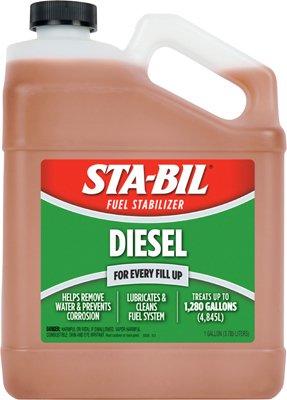 Diesel Sta-Bil 22255 Gallon Diesel Fuel Stabilizer - Quantity 3 by STABIL