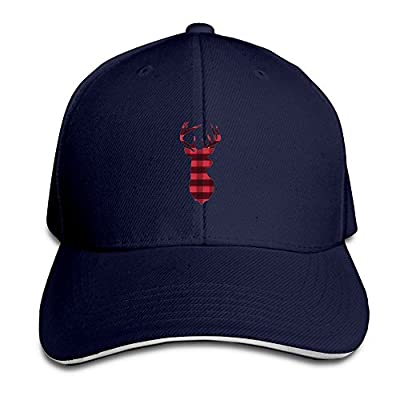 Plaid Moose Buffalo Baseball Caps Fancy Top Quality Snapback Hat For Kids