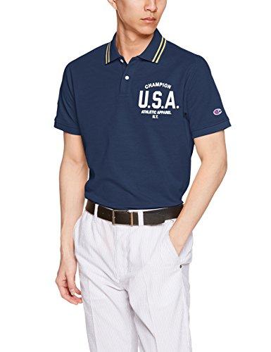 招待呼びかける香り(チャンピオン) Champion ポロシャツ ゴルフ C3-MS308 [メンズ]