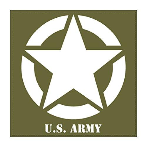 auto window decals army - 5