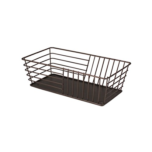 Spectrum Diversified Wright Bread Basket, Bronze