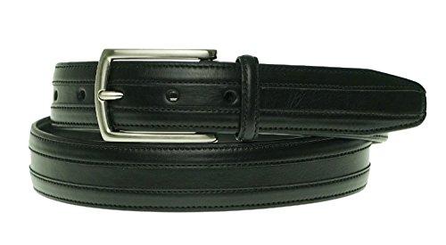 Club Room Men's Genuine Leather Insert Belt Black 44 REG - Reversible Belt Room Club