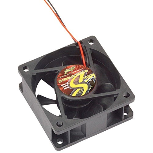 STINGER SGJ32 Square Fan (2.5) consumer electronics (Stinger Sgj32 Square Fan)