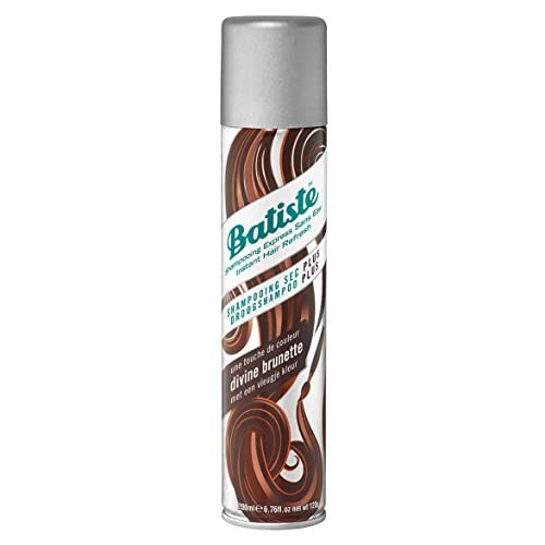 Batiste Dry Shampoo, Dark & Deep Brown 6.73 oz