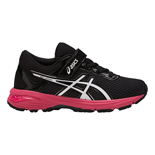 Unisex Dark De Asics Gimnasia 1000 Grey Rouge White 6 Zapatillas Red Niños Ps Gt ggXq0z
