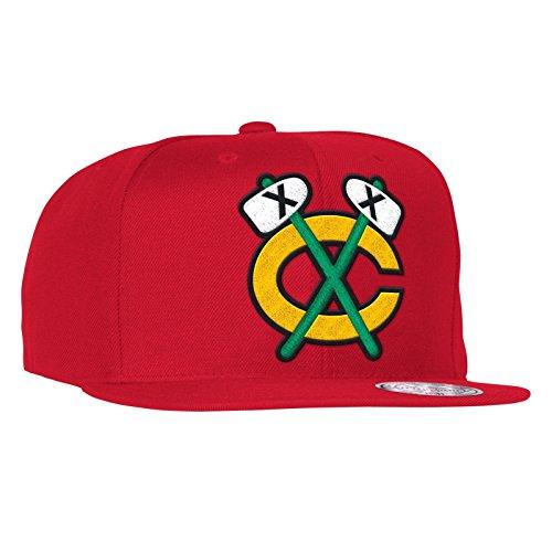 Chicago Blackhawks Alternate Logo Snapback Adjustable (Alternate Logo Cap)