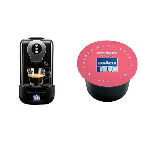 Amazon.com: Lavazza Blue - Cafetera de café espresso de una ...