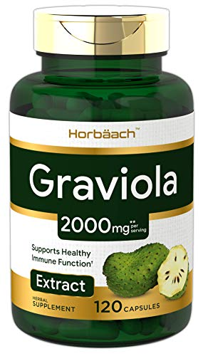 Graviola Extract 2000 mg