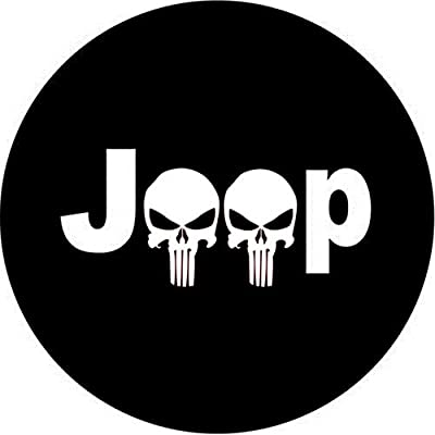 Dee-Type Spare Wheel Tire Cover Fit Jeep Wrangler,Liberty Classic Grill R16: Automotive