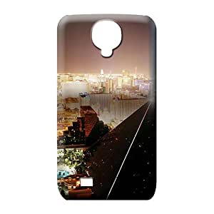 samsung galaxy s4 Slim Unique For phone Cases mobile phone carrying skins las vegas lights pyramid