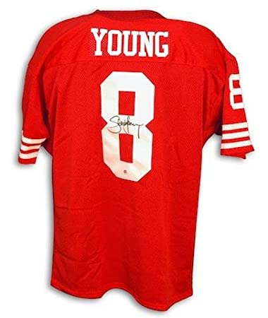 steve young jersey