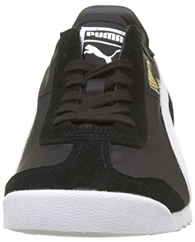 Og Nylon Unisex Roma Puma Erwachsene Black Low Top Puma Schwarz 01 BqtxdwTIxA