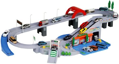 Tomica World Highway Busy Drive (Japan)