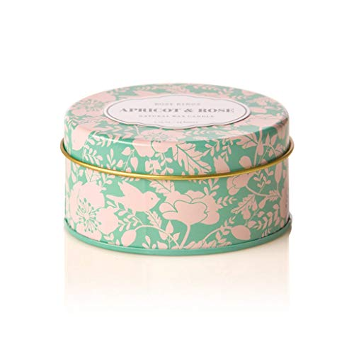 - Rosy Rings Travel Tin - Apricot Rose