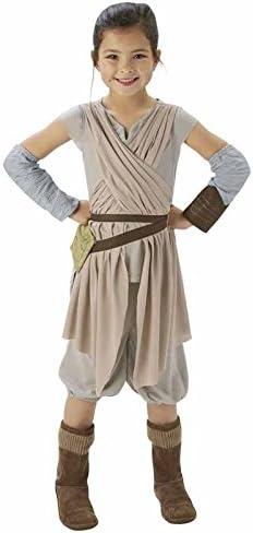 Rubies Star Wars - Disfraz deluxe de Rey para niños, talla 7-8 ...