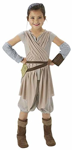 Amazon.com: Ep7 Rey Deluxe Child: Toys & Games