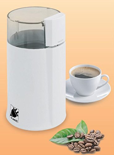 Best Buy! J-JATI Electric coffee grinder white CM1