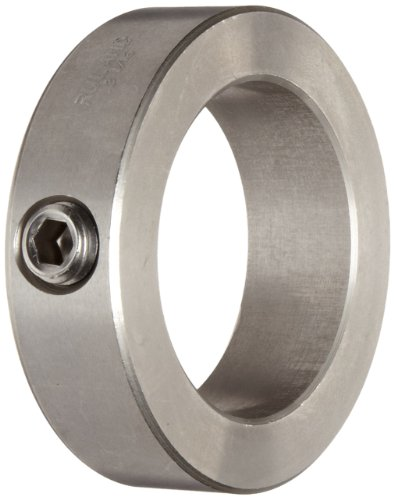 "UPC 634529019047, Ruland SC-24-SS Set Screw Shaft Collar, Stainless Steel, 1.500"" Bore, 2 1/4"" OD, 3/4"" Width"