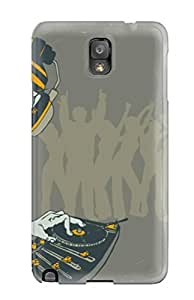 For JiuJauN3581OMoAd Dj Protective Case Cover Skin/galaxy Note 3 Case Cover by supermalls