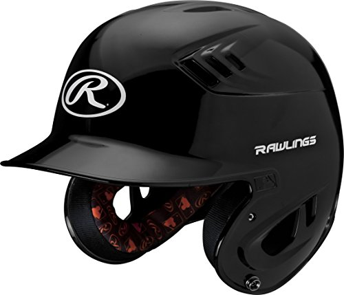 Rawlings R16 Series Metallic Batting Helmet, Vegas