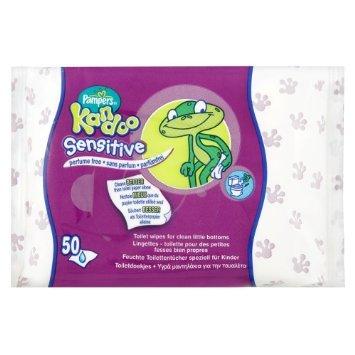 Pampers Feuchttücher Sensitive 3-Monatspack 1008 Tücher 18x56 Stück