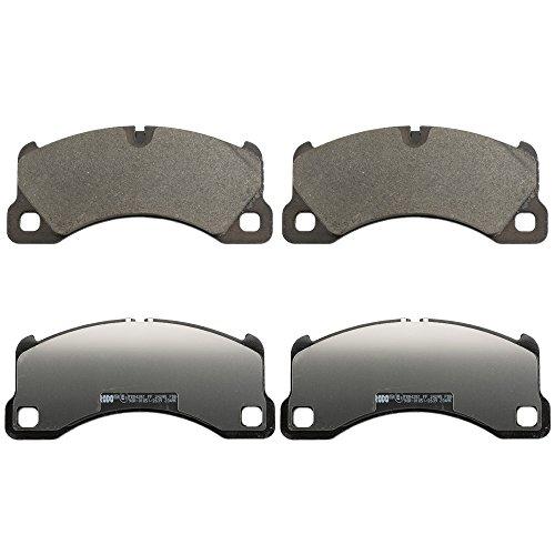 Ferodo FDB4064 Low Steel Disc Brake Pad Set