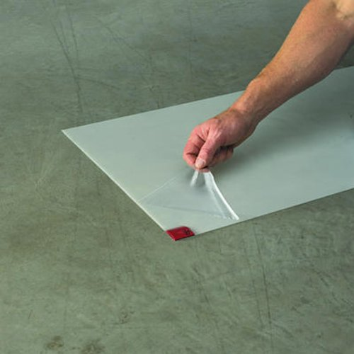 Clean Room Sticky Mats 36'' x 45'' (4 Pads, 30 Sheets per Pad) by American Floor Mats - Clean Room Mats