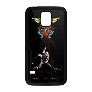 Happy Bon Jovi Heart And Dagger Cell Phone Case for Samsung Galaxy S5