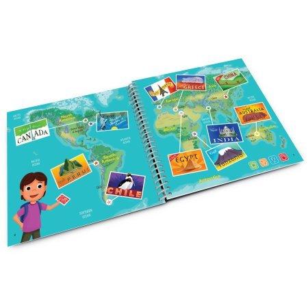 LeapFrog LeapStart Interactive Learning System for Kindergarten & 1st Grade, Exclusive Purple + Level 3 LeapStart Activity Book Bundle, Kids Educational Books, Learn Basic Concepts, Kids Gift Set by LeapFrog (Image #6)