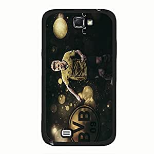 Stylish Energetic BVB FC Marco Reus Phone Case Cover for Samsung Galaxy Note 2 N7100 Marco Reus Excellent