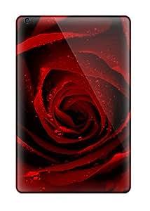 Awesome Design Rose Up Close Hard Case Cover For Ipad Mini 4495353I32732479