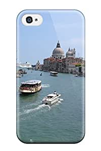 Ryan Knowlton Johnson's Shop 1568260K38279601 Shock-dirt Proof Grand Canal Case Cover For Iphone 4/4s