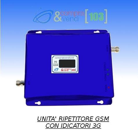 Compraevendi103 Kit de amplificador y repetidor de señal ...