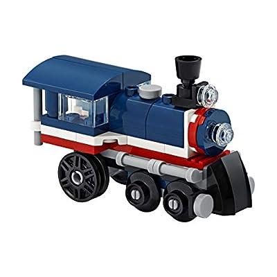 LEGO Creator Train Set 30575 (59 pcs): Toys & Games