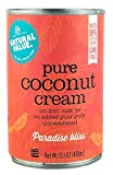 Natural Value Coconut Cream, 13.5 Ounce