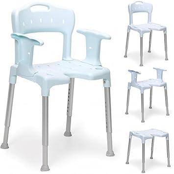 Remarkable Etac Swift Shower Chair Blue Download Free Architecture Designs Scobabritishbridgeorg