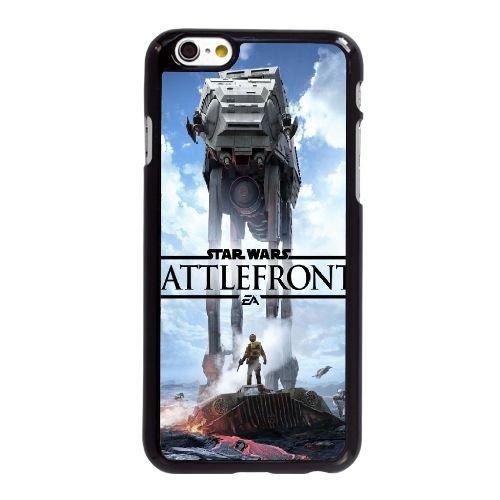 D0O21 StarWars Battlefront X2R6OK coque iPhone 6 4.7 pouces Cas de couverture de téléphone portable coque noire SF0KDU0YB