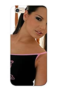 Case Cover For HTC One M8 Casing(eve Angel Adult Women Actress Brunees Sexy Babes Females )/ Appearance