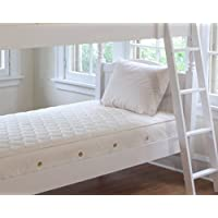 Naturepedic Ultra Quilted Twin 2 in 1 Trundle Short Mattress
