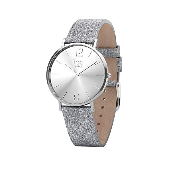 Ice-Watch Women's Watch with Leather Strap