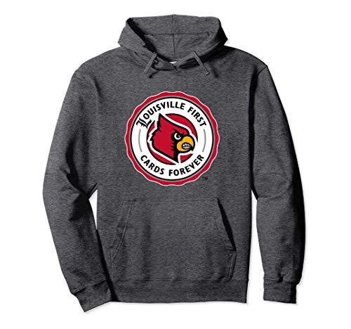 Louisville Cardinals NCAA Women's Long Sleeve Hoodie PPLOU09